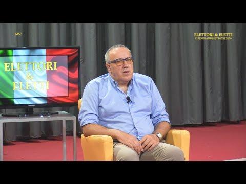"""Elettori & Eletti 2020: Sabino Zinni, candidato al consiglio regionale """"Senso Civico"""" - Puglia"""