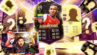 INSANE WALKOUTS PACKED!! FIFA 20 PACK OPENING
