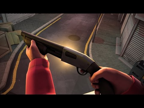 TF2: New Arm Animations