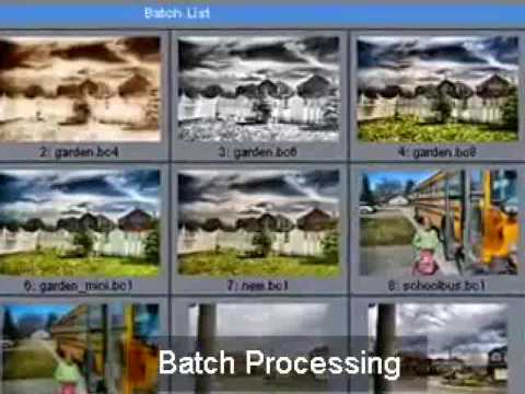 Dynamic Photo HDR_ high dynamic range imaging software with