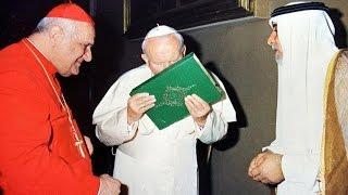 Las Herejías de Juan Pablo II y Pablo VI respecto a las falsas religiones | vaticanocatolico.com