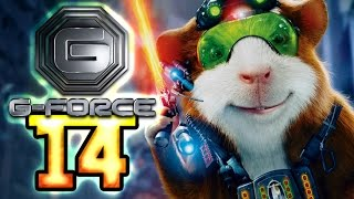 G-Force Walkthrough Part 14 (PS3, X360, PC, Wii, PSP, PS2) Movie Game [HD]