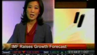 IMF Raises Growth Forecast