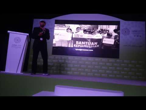 Introducing Kitabisa.com at Islamic Development Bank Meeting 2017, Jeddah