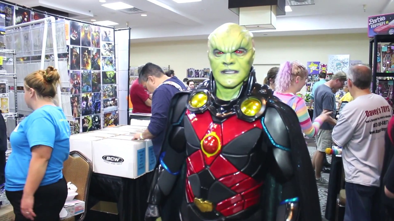 Home - Infinity Toy and Comic Convention