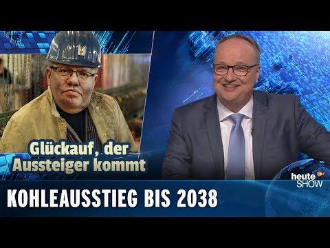 Die Energiewende, ein weiteres verkacktes Großprojekt | heute-show vom 08.02.2019