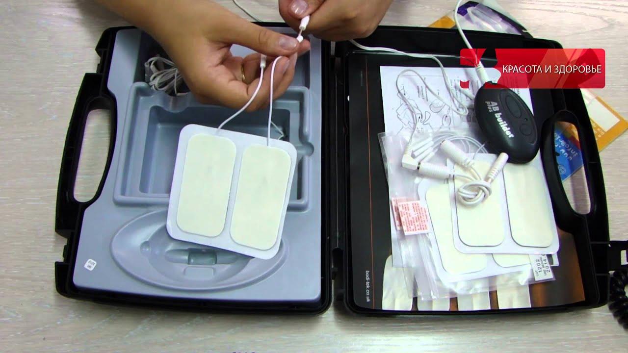 Инструкция миостимуляторов