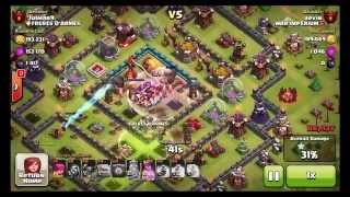 Clash of Clans + Quest to 4000 Trophies