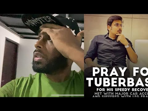 Shocking To Hear This News 😥 - Tuber Basss Met With An Major Accident | Let's Pray For Him