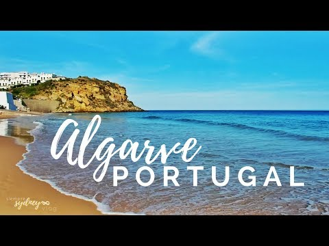 Best of ALGARVE Portugal Vlog | Long Weekend Travel Guide