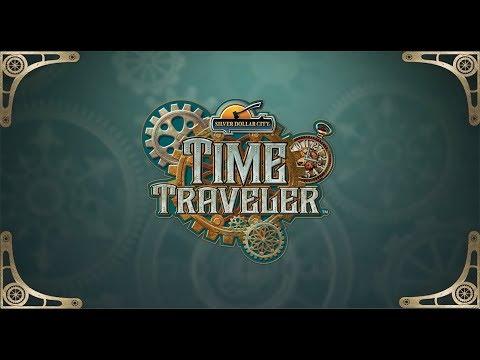 Silver Dollar City Announces Time Traveler