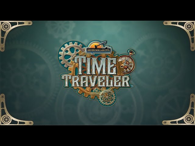 Time Traveler - Coming 2018: Ride Animation Preview