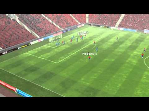 Serbia 2-0 Tuvalu - Match Highlights