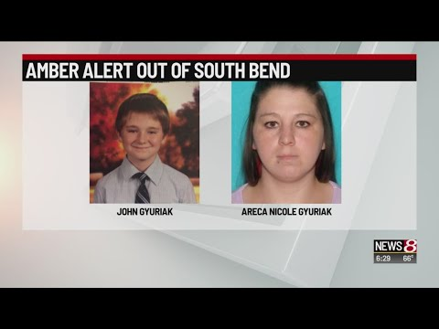 Amber Alert issued for 6-week- amber alert
