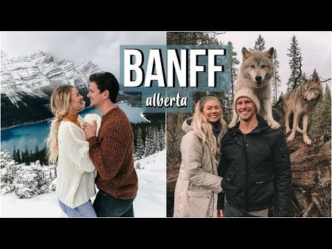 BANFF, ALBERTA // TRAVEL VLOG