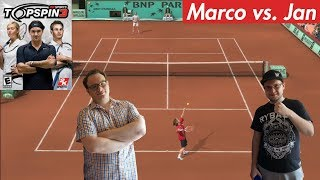 Top Spin 3 - Marco vs. Jan - Das ultimative Duell - Episode 50 - Let's play
