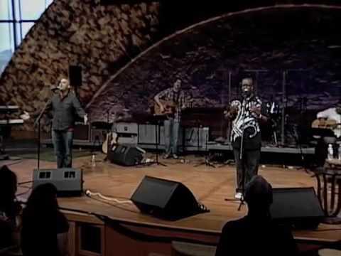Calvin Nowell sings