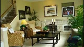 Model Home Interior Decorating Part 1