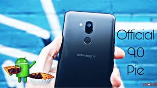 LG G7 One Official 9.0 Pie Update