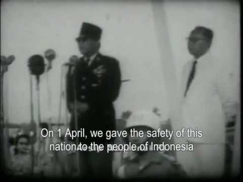 For My President Sukarno