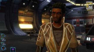 Star Wars The Old Republic - PC - The Esseles official video game developer preview trailer HD