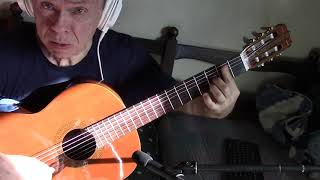 Blue Moon - Solo for Fingerstyle Guitar