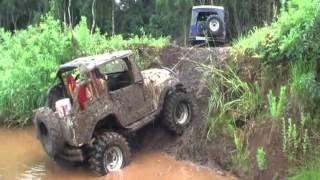 TRILHA ...!! jeep puxando jeep..onde foi ?