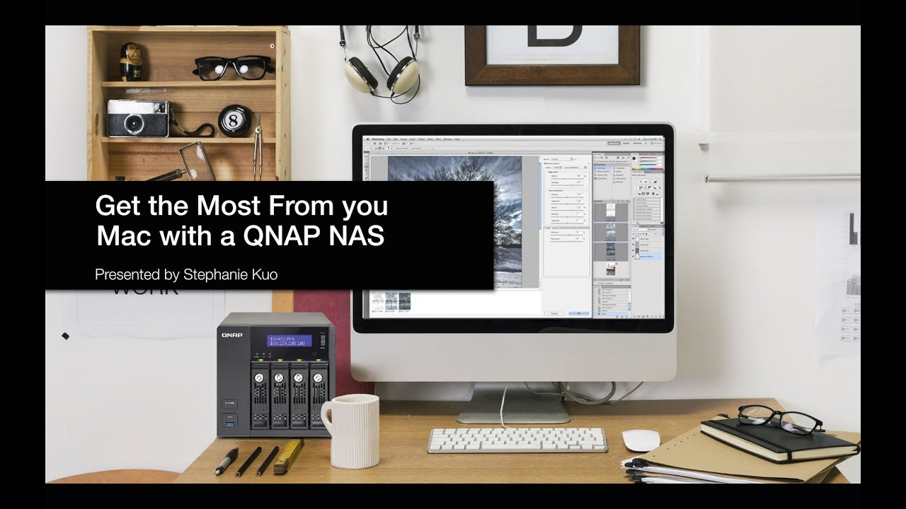 Get the Most From your Mac with a QNAP Turbo NAS