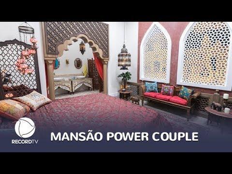 Casa do Power Couple é inspirada em hotéis do mundo