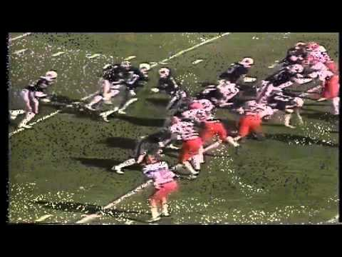 Bo Jackson Football Highlights
