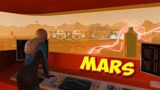 Surviving Mars ПОРА ЗАНЯТЬСЯ ДЕЛАМИ 3 ЖИЛОЙ КУПОЛ 11