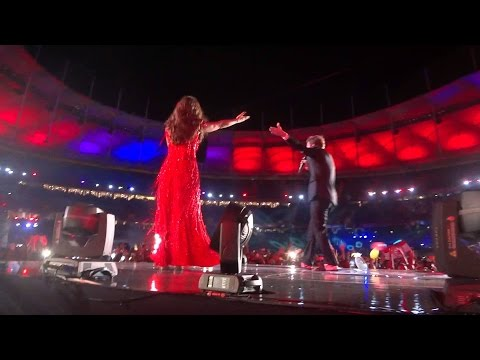 Ivete Sangalo e Saulo Fernandes -Cruisin (clipe)