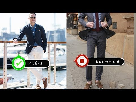 Boat Shoe Guide- How To Look AWESOME In Boat Shoes And Mistakes To Avoid