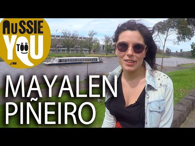 Mayalen Piñeiro - Residente permanente en Australia