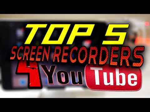 Top 5 BEST Screen Recording Software