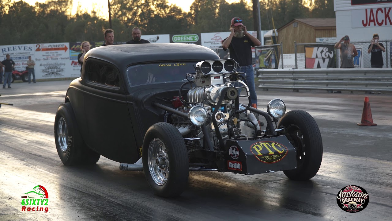Brant Arnold\'s Blown 34 Ford Hot Rod Is Just Nasty! (4k) - YouTube