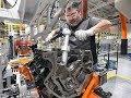 Ford's new, 7.3L V8 at Windsor Engine Plant Annex
