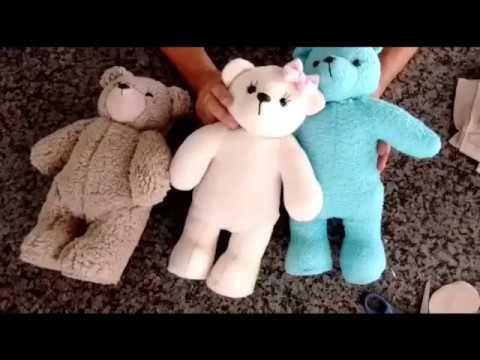 amigurumi #urso urso Barroco Maxcolor - YouTube | 360x480