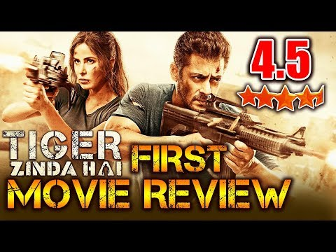 Tiger Zinda Hai First Movie Review |...