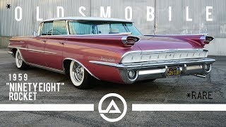 1959 Oldsmobile 98 Rocket | All Original | Classic Beauty