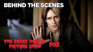 Learn How To Do The Time Warp With The Cast | THE ROCKY HORROR PICTURE SHOW