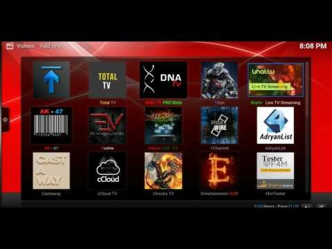 Watch China Live TV IPTV Channels with Lihat IPTV v1.1.0 Add-On