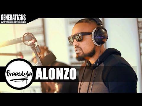 Alonzo - Freestyle #RDC (Live des studios de Generations)