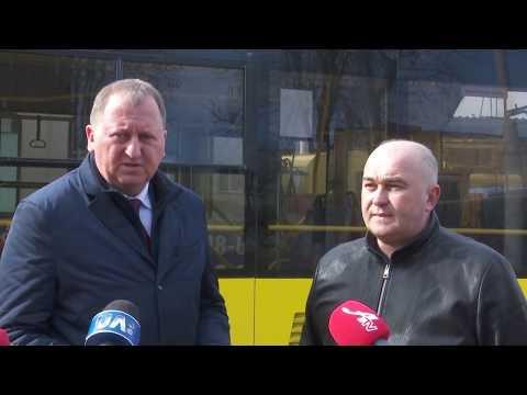 Rada Sumy: Олександр Лисенко: На убезпечення сумчан від коронавірусу дезінфікуємо громадський транспорт