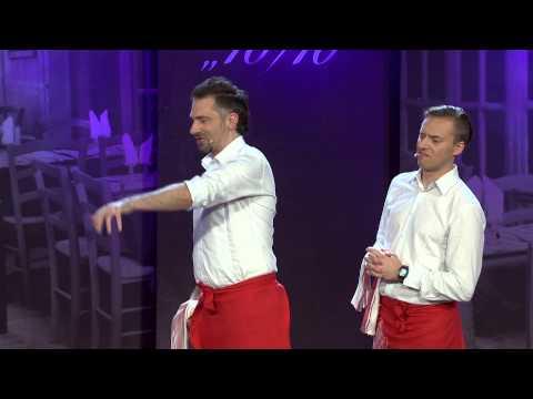Kabaret Młodych Panów - Amaro (Official HD, 2015)