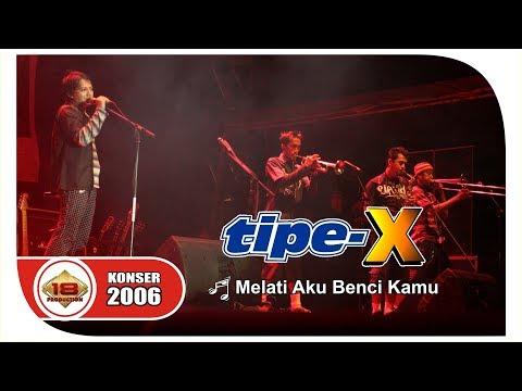 MANTAFF ..!! TIPE X | Melati Aku Benci Kamu (LIVE KONSER KOTA SANGGAU 29 JULI 2006)
