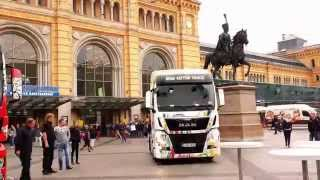 MAN Tattoo Trucks – IAA 2014