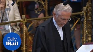 Lords votes 354 to 235 to back Viscount Hailsham's amendment - Daily Mail