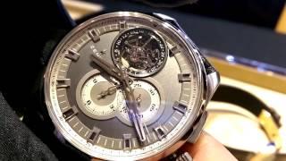 ZENITH El Primero陀飛輪計時碼錶
