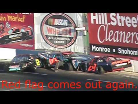 Evergreen Speedway Summer Showdown SLM 200 25JUN16